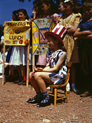 4th July Photo Prints - The Queen Of May, Emily Schwak, At Print by Everett