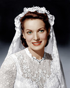 Incol Art - The Quiet Man, Maureen Ohara, 1952 by Everett