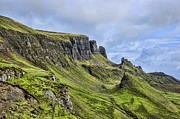 Skye Photos - The Quiraing 2 by Chris Thaxter