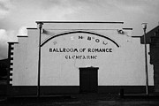 Ballroom Posters - the rainbow ballroom of romance in Glenfarne county leitrim republic of ireland Poster by Joe Fox
