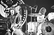 Ramones Photos - the Ramones by Steven Macanka