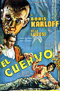 The Raven, Aka El Cuervo, Top Left Print by Everett