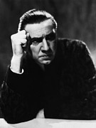 Lugosi Photos - The Raven, Bela Lugosi, 1935 by Everett