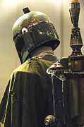 Vertical Art - The Real Boba Fett by Micah May