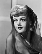 Lansbury Framed Prints - The Red Danube, Angela Lansbury, 1949 Framed Print by Everett