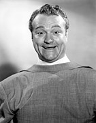 1950s Tv Prints - The Red Skelton Show, Red Skelton Print by Everett