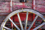 Spokes Originals - The Red Wagons Wheel by Jim Robbins