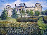 Enver Larney - The Reichstag Berlin...