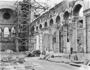 World Cultures Metal Prints - The Remains Of The Church Of St Metal Print by W. Robert Moore