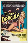 The Return Of Dracula, Francis Lederer Print by Everett