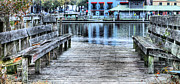 Wilmington North Carolina Photos - The River by JC Findley