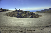 Mount Evans Framed Prints - The road to Mount Evans Framed Print by David Bearden