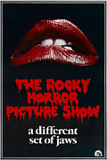Rocky Horror Picture Show Prints - The Rocky Horror Picture Show, 1975 Print by Everett