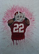 Bcs Prints - The Rolling Tide  Print by Emma  Bokor