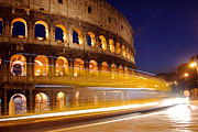 Jeka World Photography Posters - The Roman Colosseum Poster by Jeka World Photography