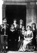 Russian Girl Posters - The Romanovs Poster by Science Source