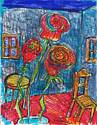 Jon Baldwin  Art - The Room