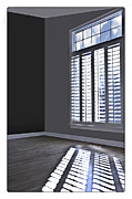 Susan Leggett Metal Prints - The Room Metal Print by Susan Leggett