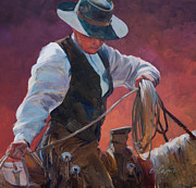 The Roper Print by Bonnie Cazier