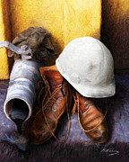 Gloves Originals - The Roughneck by Bill Fleming