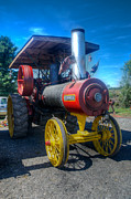 Tractor Prints - The Russel Print by Mark Dodd