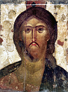 Russian Icon Photos - The Savior by Granger