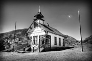Yermo Framed Prints - The School House 2 Framed Print by Jessica Velasco