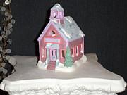 Winter Ceramics - The School by Mademoiselle Francais
