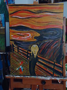 Jeffrey Foti - the SCREAM