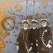 Captains Prints - The Sea Captains Print by Steve Wyburn