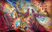 The Sea Wind Print by Elena Kotliarker