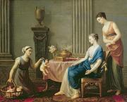 1809 Art - The Seller of Loves by Joseph Marie Vien