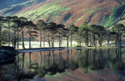 Sentinels Prints - The Sentinels Buttermere Print by John Perriment