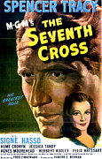 Signe Prints - The Seventh Cross, Spencer Tracy, Signe Print by Everett