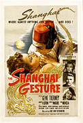 Postv Photos - The Shanghai Gesture, Gene Tierney by Everett