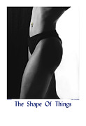 African American Nude Photos - The Shape Of Things - Splendor by Jerry Taliaferro