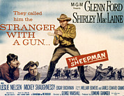 Maclaine Posters - The Sheepman, Shirley Maclaine, Mickey Poster by Everett