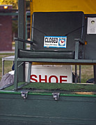 Mark Hendrickson - The Shoe Shine Stand