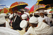 Selling Photos Buying Photos Online Prints - The Sigd holiday of the Ethiopian Jews Print by Benny  Woodoo