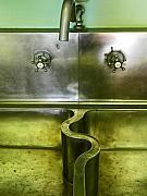 The Sink Print by Elizabeth Hoskinson