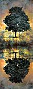 The Small Dreams Of Trees Print by Tara Turner