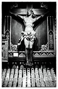 Crucifix Art Photos - The Son by John Rizzuto