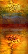 The Soul Dances Like A Tree In The Wind Print by Tara Turner