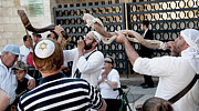 Jerusalem Photos - The Sounds of the Shofar by Starlite Studio