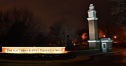 Baptist Photos - The Southern Baptist Theological Seminary Gate by Greg and Chrystal Mimbs