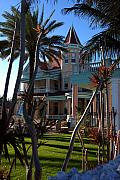 Florida House Photos - The Southernmost Hotel  by Susanne Van Hulst