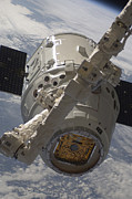 Component Photos - The Spacex Dragon Commercial Cargo by Stocktrek Images