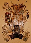 The Spirit Of Survival Print by Angela L Walker