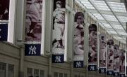 Jeter Photos - The Stadium by Michael  Albright