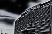 Ny Giants Posters - The Stadium Poster by Ryan Crane